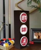 Alabama Crimson Tide Let's Go Light