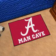 Alabama Crimson Tide Man Cave Starter Mat