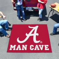 Alabama Crimson Tide Man Cave Tailgate Mat