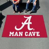 Alabama Crimson Tide Man Cave Ulti-Mat Rug