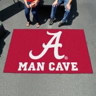 Alabama Crimson Tide Man Cave Ulti-Mat Rug