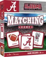 Alabama Crimson Tide Matching Game