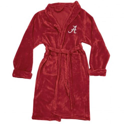 Alabama Crimson Tide Men's Bathrobe