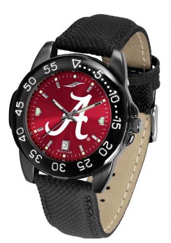 Alabama Crimson Tide Men's Fantom Bandit AnoChrome Watch