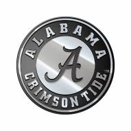 Alabama Crimson Tide Metal Car Emblem
