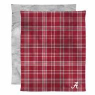 Alabama Crimson Tide Micro Mink Throw Blanket