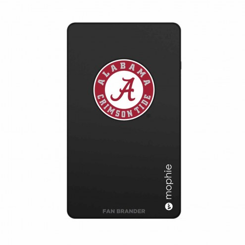 Alabama Crimson Tide mophie Mini USB Power Station