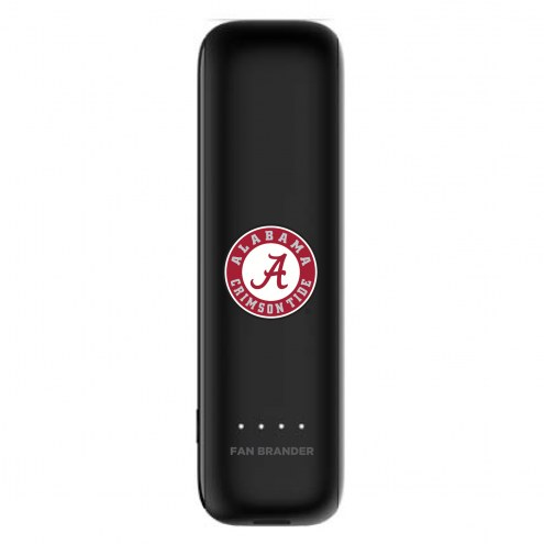 Alabama Crimson Tide mophie Power Boost Mini Portable Battery