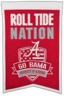Alabama Crimson Tide Nations Banner
