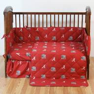 Alabama Crimson Tide Baby Crib Set
