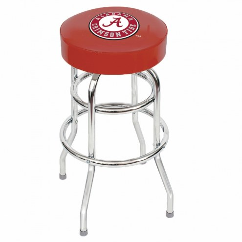 Alabama Crimson Tide NCAA Bar Stool