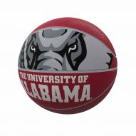 Alabama Crimson Tide Official Size Rubber Basketball