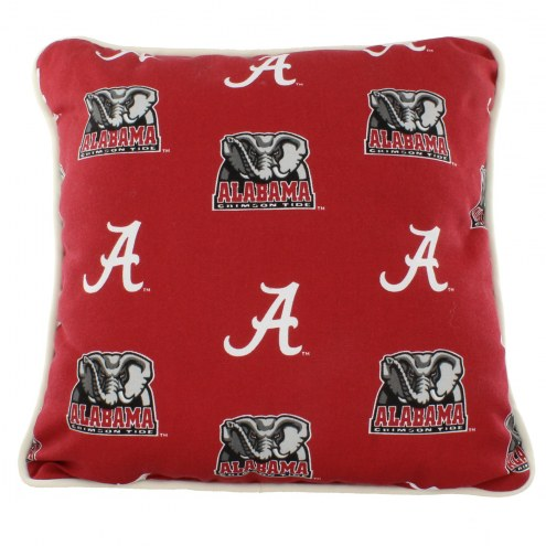 Alabama Crimson Tide Outdoor Decorative Pillow