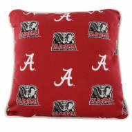 Alabama Crimson Tide Outdoor Decorative Pillow