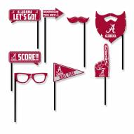 Alabama Crimson Tide Party Props Selfie Kit