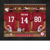 Alabama Crimson Tide Personalized 11 x 14 Framed Photograph