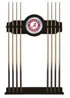 Alabama Crimson Tide Pool Cue Rack