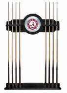 Alabama Crimson Tide Pool Cue Rack