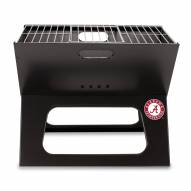 Alabama Crimson Tide Portable Charcoal X-Grill