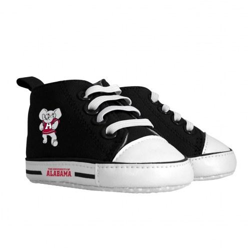 Alabama Crimson Tide Pre-Walker Baby Shoes