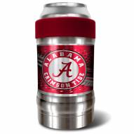 Alabama Crimson Tide Red 12 oz. Locker Vacuum Insulated Can Holder