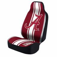Alabama Crimson Tide Red Houndstooth Universal Bucket Car Seat Cover
