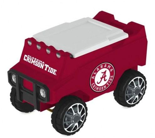 Alabama Crimson Tide Remote Control Rover Cooler