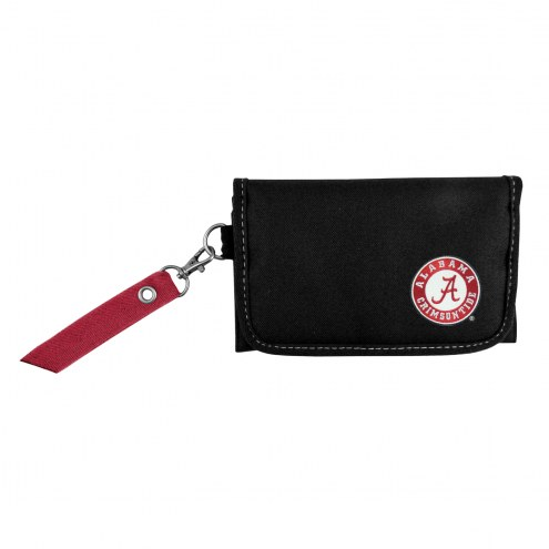 Alabama Crimson Tide Ribbon Organizer Wallet