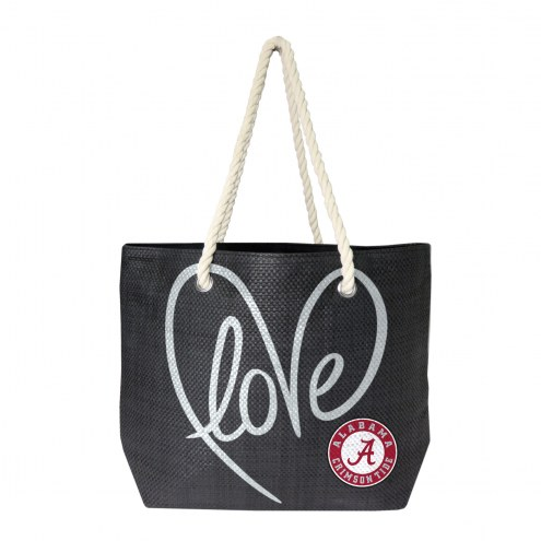 Alabama Crimson Tide Rope Tote