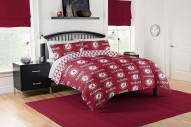 Alabama Crimson Tide Rotary Queen Bed in a Bag Set