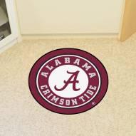 Alabama Crimson Tide Rounded Mat