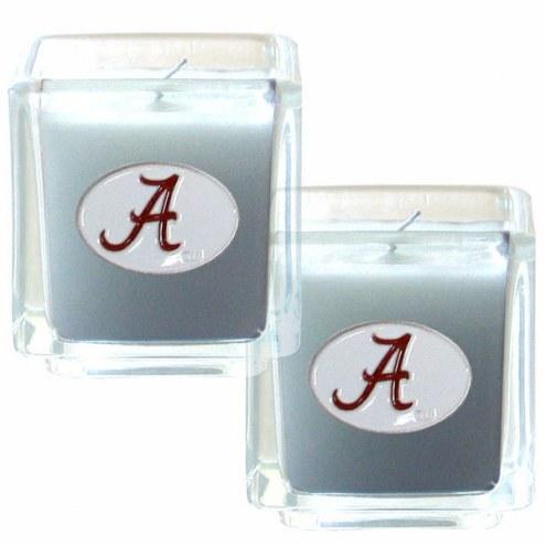 Alabama Crimson Tide Scented Candle Set