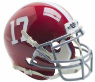 Alabama Crimson Tide Schutt XP Collectible Full Size Football Helmet