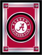 Alabama Crimson Tide Script Logo Mirror