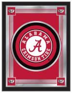 Alabama Crimson Tide Script Logo Mirror