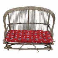 Alabama Crimson Tide Settee Chair Cushion