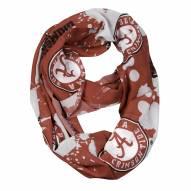 Alabama Crimson Tide Silky Infinity Scarf
