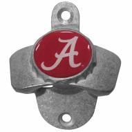 Alabama Crimson Tide Wall Mounted Bottle Opener