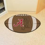 Alabama Crimson Tide Southern Style Football Floor Mat