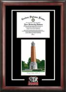 Alabama Crimson Tide Spirit Diploma Frame with Campus Image