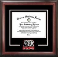 Alabama Crimson Tide Spirit Diploma Frame
