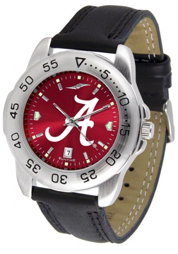 Alabama Crimson Tide Sport AnoChrome Men's Watch