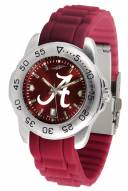 Alabama Crimson Tide Sport Silicone Men's Watch