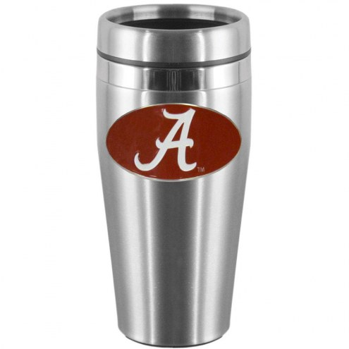 Alabama Crimson Tide Steel Travel Mug