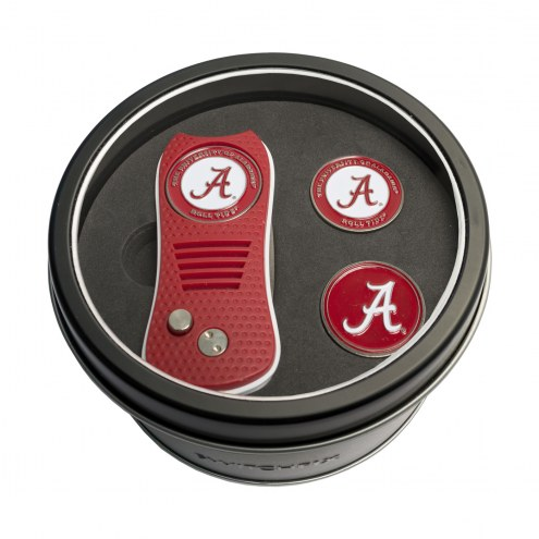Alabama Crimson Tide Switchfix Golf Divot Tool & Ball Markers