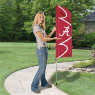 Alabama Crimson Tide Swooper Flag