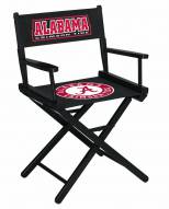 Alabama Crimson Tide Table Height Director's Chair