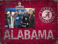 Alabama Crimson Tide Team Name Clip Frame