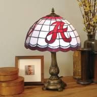 Alabama Crimson Tide Tiffany Table Lamp