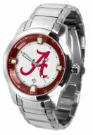 Alabama Crimson Tide Titan Steel Men's Watch